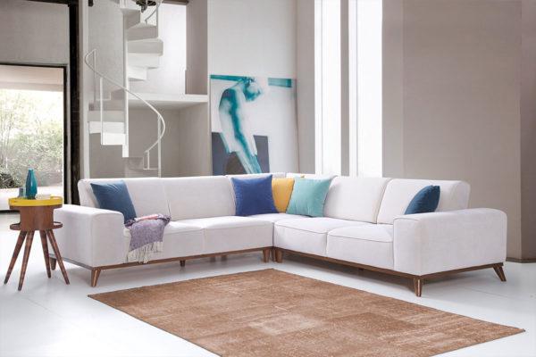Γωνιακός καναπές κρεβάτι Neo Plus